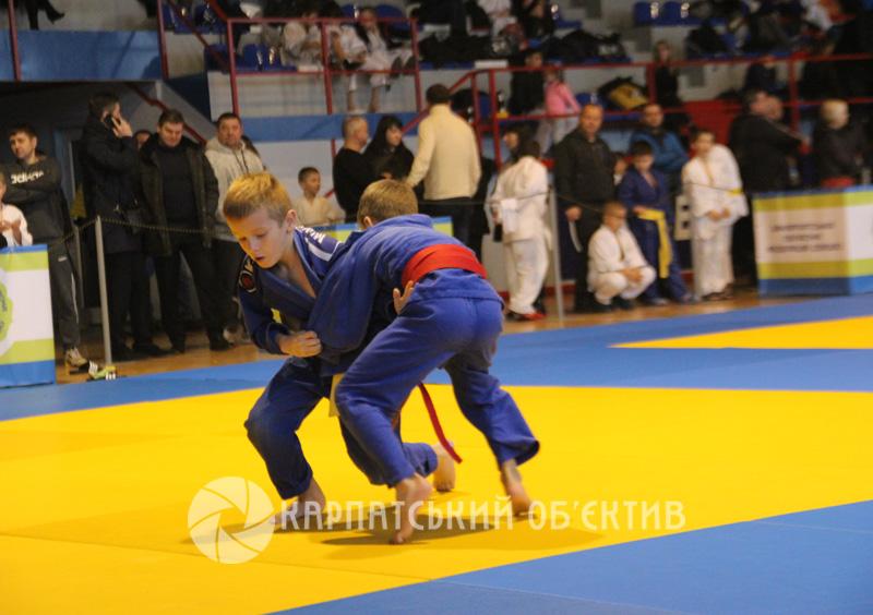 На Ужгородщині відбулися масштабні всеукраїнські змагання із дзюдо