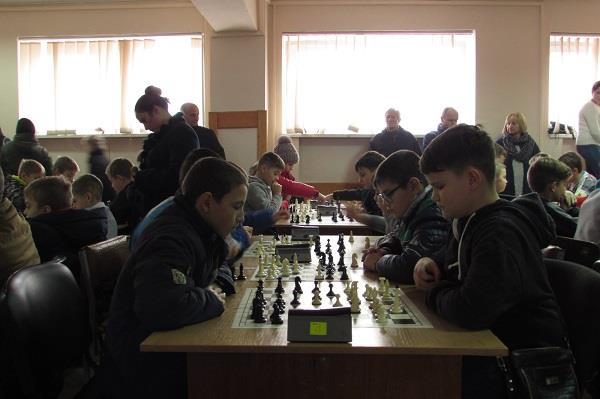 У Рахові відбувся шаховий турнір. ФОТО