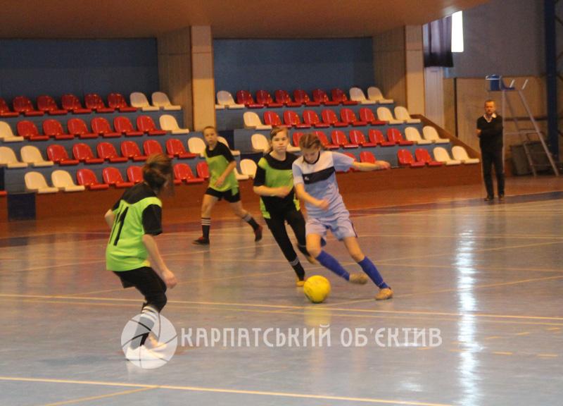 На Закарпатті відбувся обласний новорічно-різдвяний турнір з міні-футболу