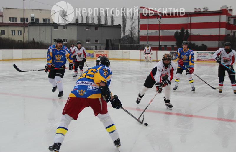 «Закарпатські ведмеді» вибороли «золото» міжнародного хокейного турніру