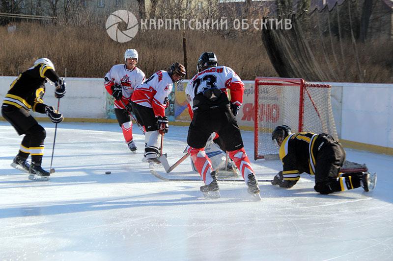 «Синевир» – чемпіон Закарпаття з хокею